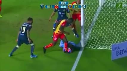 El resumen de Morelia 2 - América 0