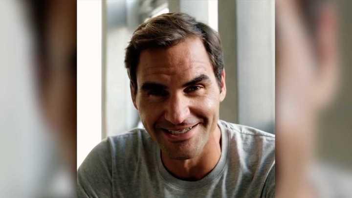 Federer contó que jugará contra Delpo