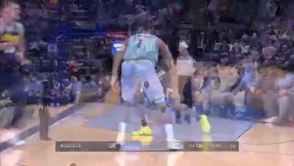 Las mejores diez jugadas del domingo en la NBA