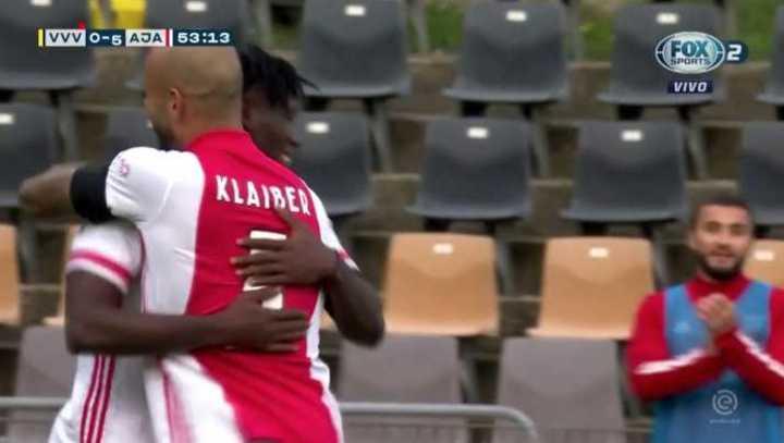 La victoria de Ajax 13 a 0 ante Venlo