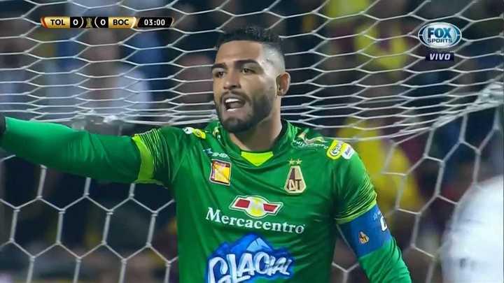 Montero le negó el primero a Zárate