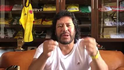 "Higuita propuso la ""Copa América Maradona"""