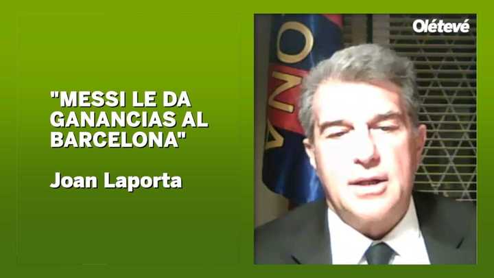 Laporta: