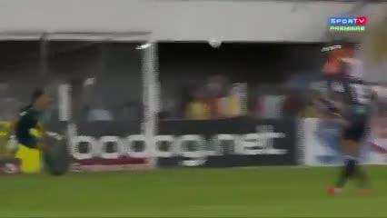 Lo mejor de Santos 2-1 Ceará