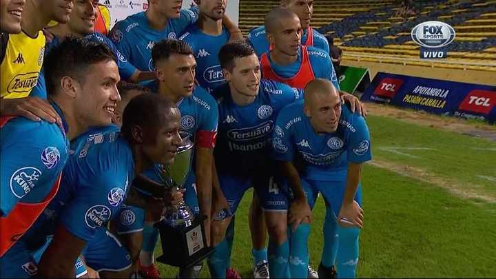 Belgrano se quedó con el triunfo por penales