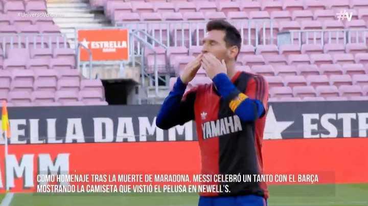 Valdano, Pochettino, Messi y Newell's
