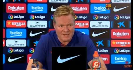 Koeman y la comparación entre Messi y Maradona