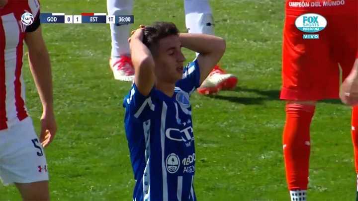Manzur tuvo el gol del empate