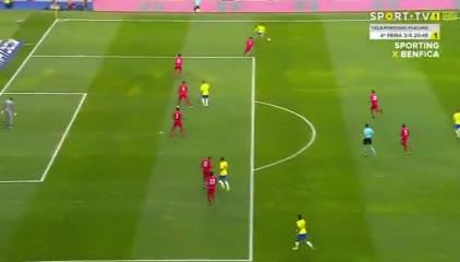 El gol de Lucas Paquetá para el 1-0 de Brasil ante Panamá