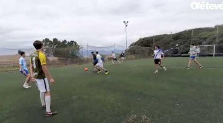 ¡En Salta volvió el fútbol!