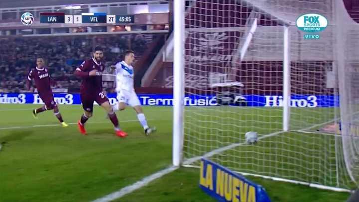 Orsini cerró el partido y marcó el tercero