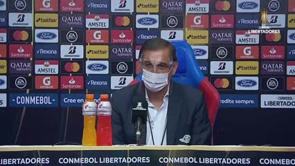 Ramón Díaz reconoció la victoria de Boca