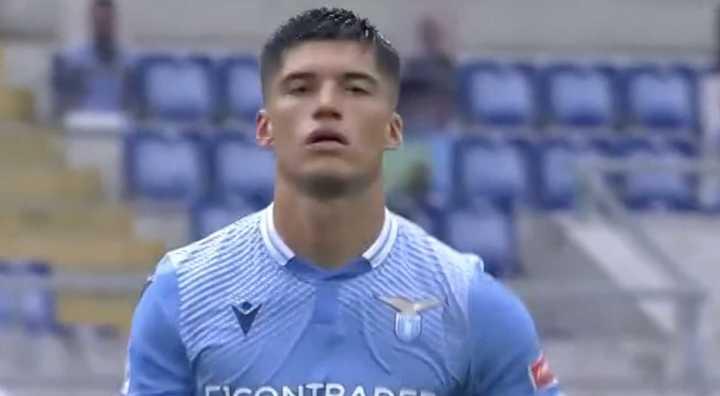 Colección de goles en Lazio 5 Benevento 3