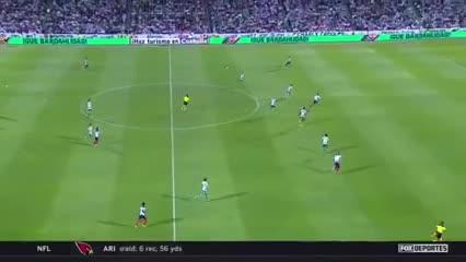 Rayados igualó como visitante 1-1 ante Santos y se metió en semis