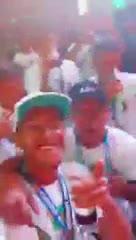 Ulises Bueno animó la fiesta del campeón