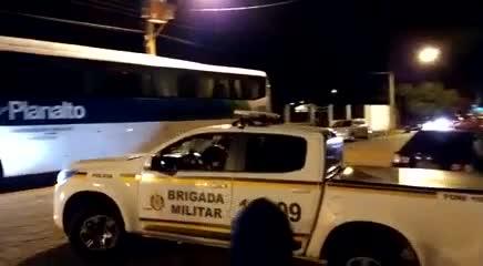 William Ribeiro fue detenido por la Policía tras la agresión
