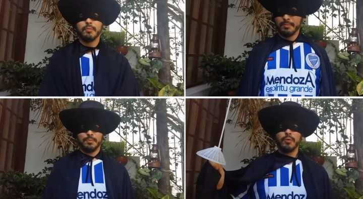 Es el Zorro García