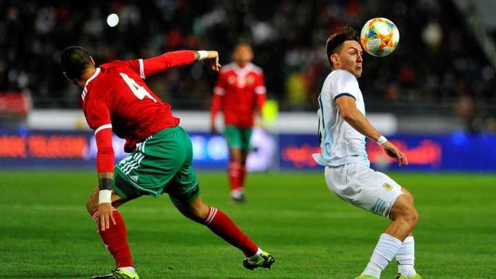El partido de Dybala