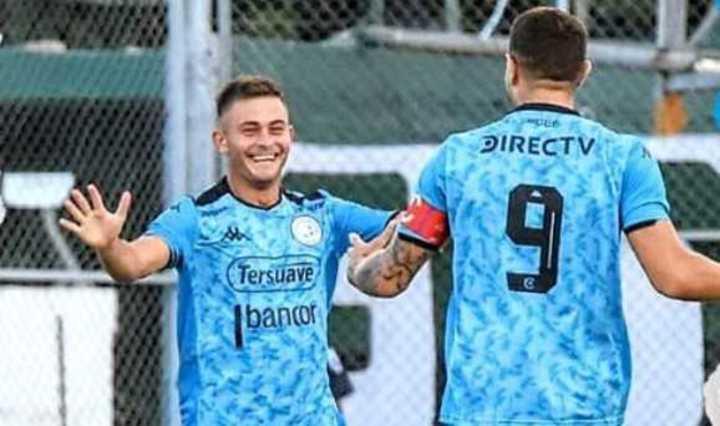 El gol tempranero de Belgrano