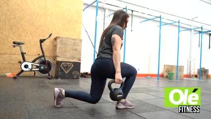 Una nueva rutina Strong de fitness