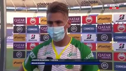 El recuerdo de Braian Romero de cuando Independiente lo dejó libre