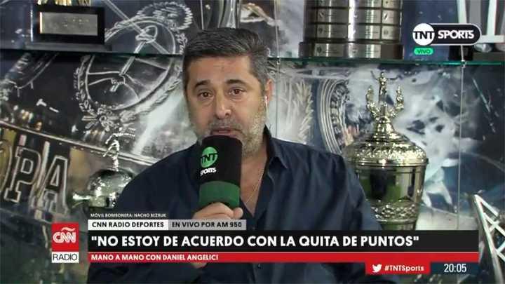 """""""El reglamento que se aprobó en la Superliga muchos ni siquiera lo leímos"""""""