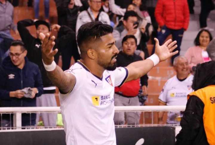 El resumen de LDU Quito 2 - Barcelona (G) 0