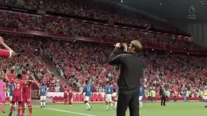 Klopp en el FIFA de nueva generación