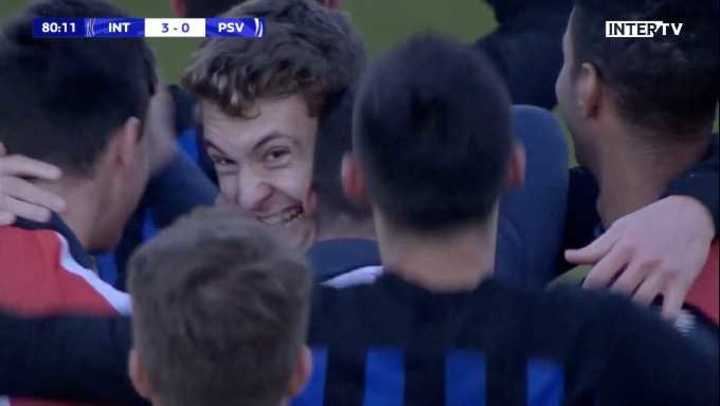 Colidio mojó para el Inter