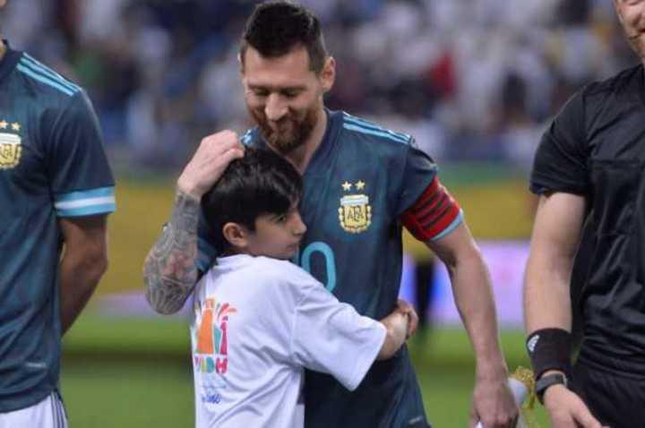 El emotivo mensaje de Messi antes de las Eliminatorias