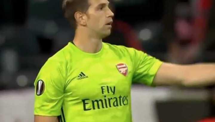 Emiliano Martínez: