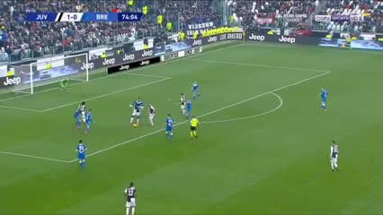 Gol de Cuadrado tras tremenda asistencia de taco de Matuidi