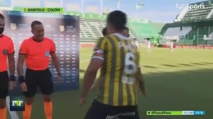El divertido ida y vuelta entre el Pulga Rodríguez y Espinoza