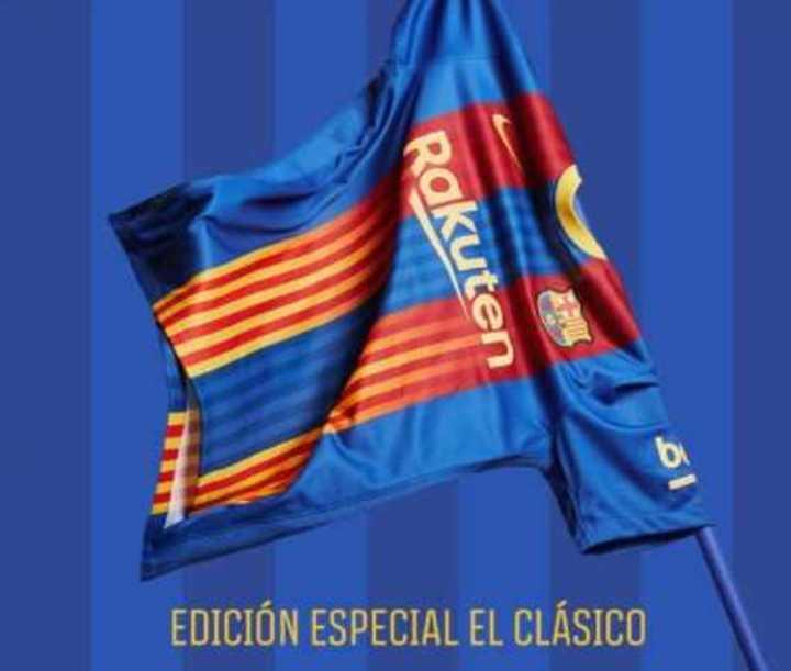 Puyol, musa inspiradora de la nueva camiseta del Barcelona