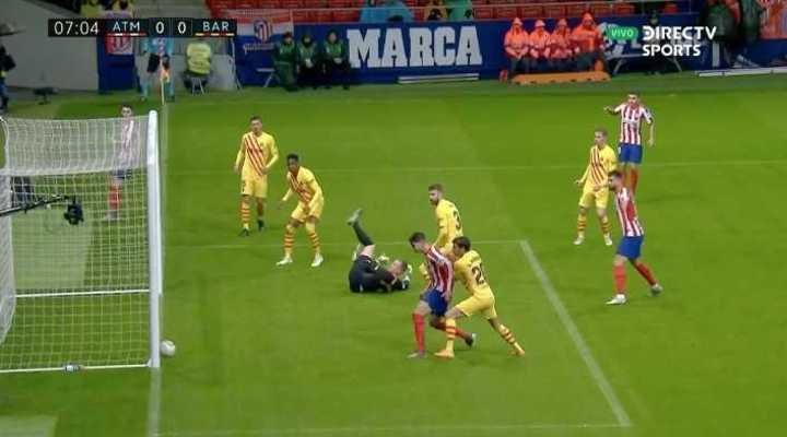 Se salvó Barcelona