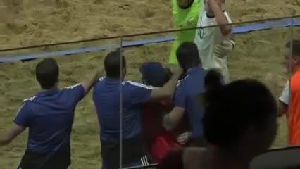 Argentina le ganó 5-3 el clásico a Brasil y se consagró campeón
