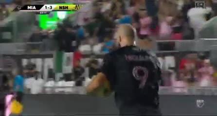 Otro gol de Gonzalo Higuaín