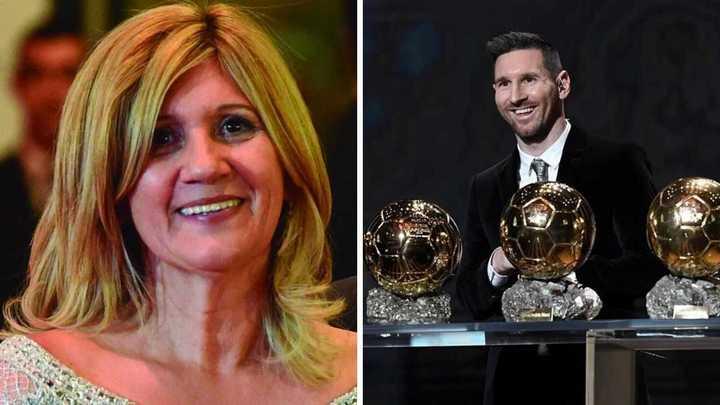 Celia Cuccittini, la mamá de Messi, habló de todo