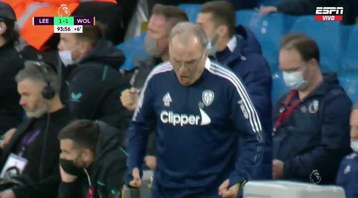 Leeds empató 1 a 1