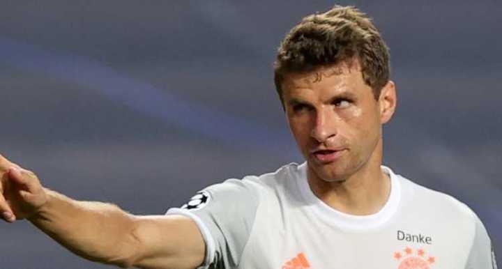 Muller puso el 4 a 1 del Bayern