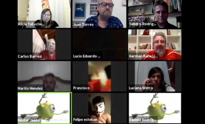 El hackeo a la oposición de Independiente
