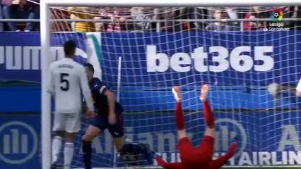 El video que le hizo LaLiga a Escalante antes de pasar a Lazio