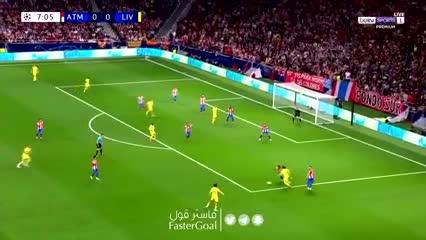 El jugadón de Salah para el 1-0