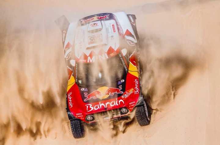 ¿Cómo fue la preparación de Sainz para este Dakar?