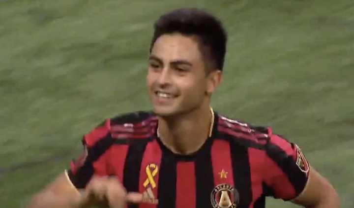 Gol de Pity Martínez en la MLS