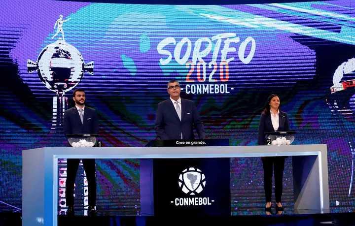 Toda la data del sorteo de la Libertadores