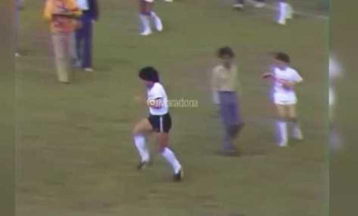 El recuerdo del Diego
