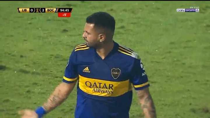 Cardona tuvo el tercero pero Silva lo evitó