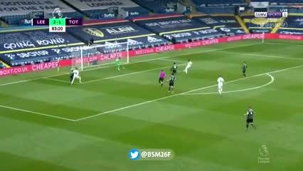 Rodrigo baja la cortina: 3-1 para Leeds contra el Tottenham