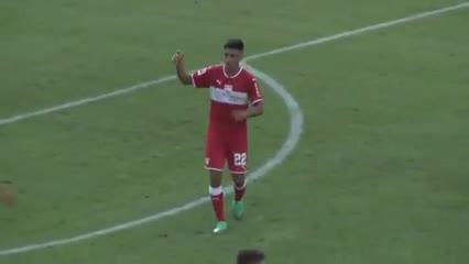 Gol de Nico González